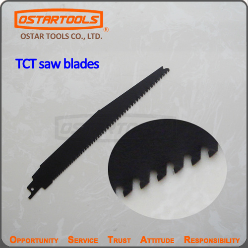 Reciprocating Saw Blade with Carbide Tip for Wood Metal Working pictures & photos