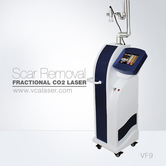 China Fractional CO2 Laser Wart Removal Beauty Machine Medical CE