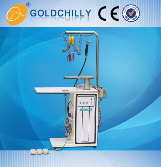 Dry Cleaners Finishing Equipment Spotting Board Machine Price