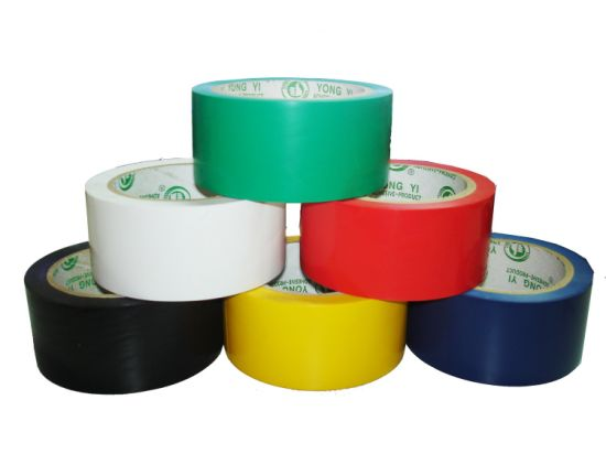PVC Floor Marking Tape (150um) pictures & photos