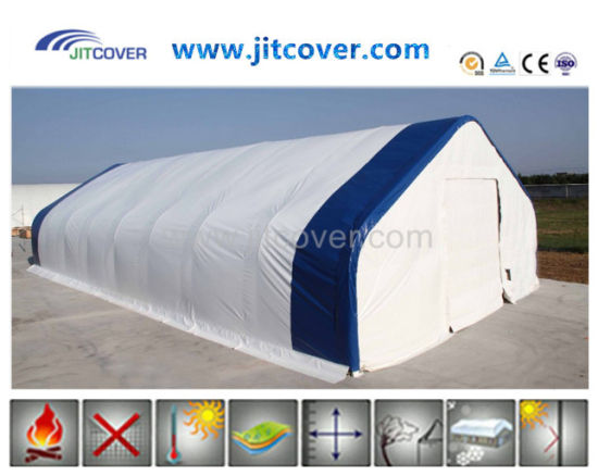 50' Wide Engineered Industrial Fabric House/ Instant House/ Container House/ Prefabricated House/ Prefab House/ (JIT-5010024PT)