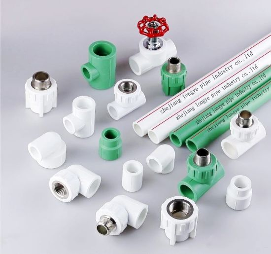 PPR Pipes and Fittings for Water Drainage /Supply/Cable and Wire pictures & photos