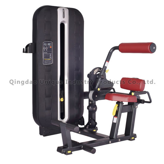 China home fitness equipment high hardness back extension china