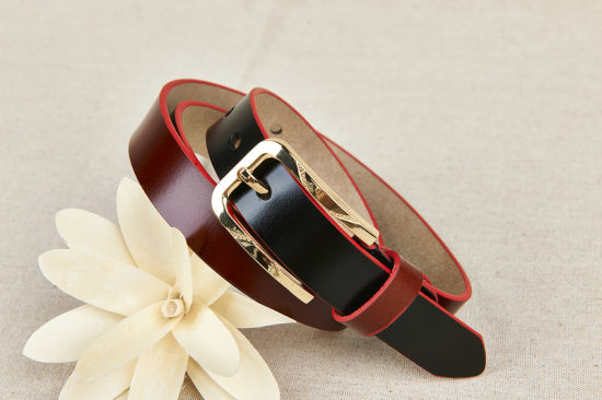 Fashion Accessories Woman's Leather Belts