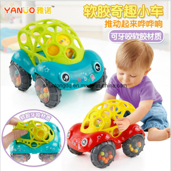 Rattle & Roll Car, Assorted Colors for Baby pictures & photos
