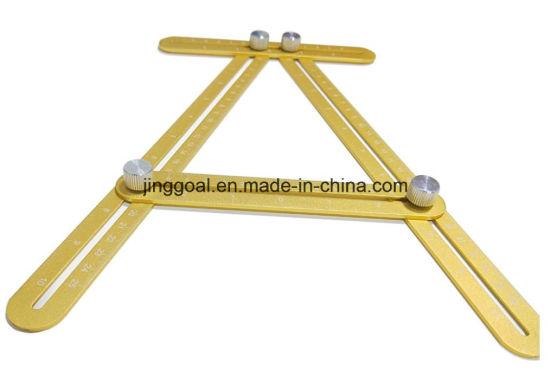 China Measuring All Angles Angle Izer Template Tools Aluminium Multi