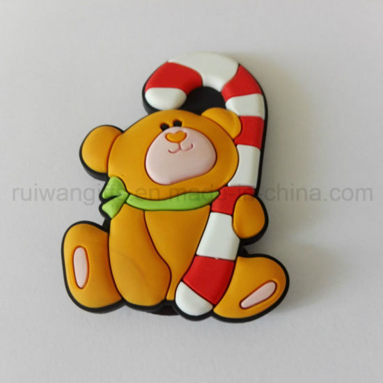 Wholesale Christmas Fridge Magnet for Home Holiday Decoration