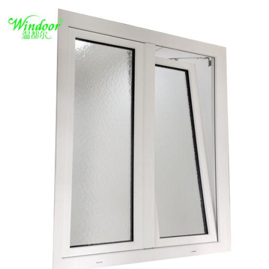China Aluminium Doors Windows Stained Glass Windows With Powder