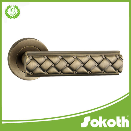 Sokoth Zink Alloy Door Handle Lever Handle  sc 1 st  Wenzhou Sokoth Hardware Co. Ltd. & China Sokoth Zink Alloy Door Handle Lever Handle - China Door Handle ...