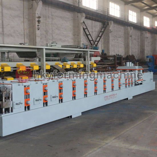 C Z Purlin Forming Machinery Making Produce Used in Frame (HKY)