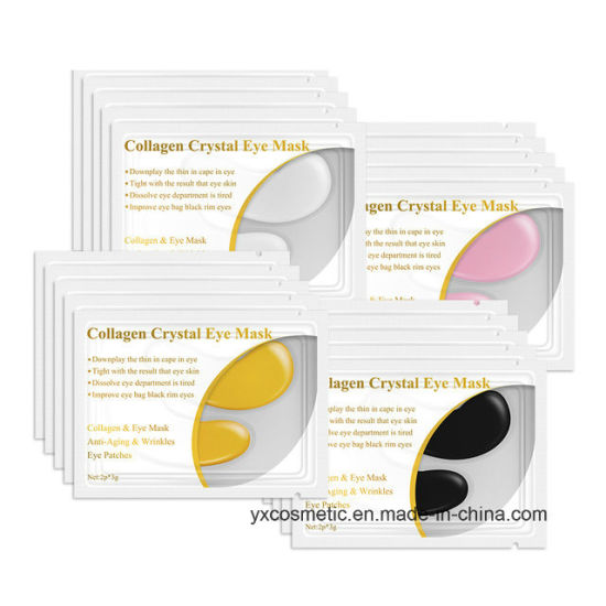 Collagen Ficial Mask Anti-Puffiness and Dark Circles Eye Mask