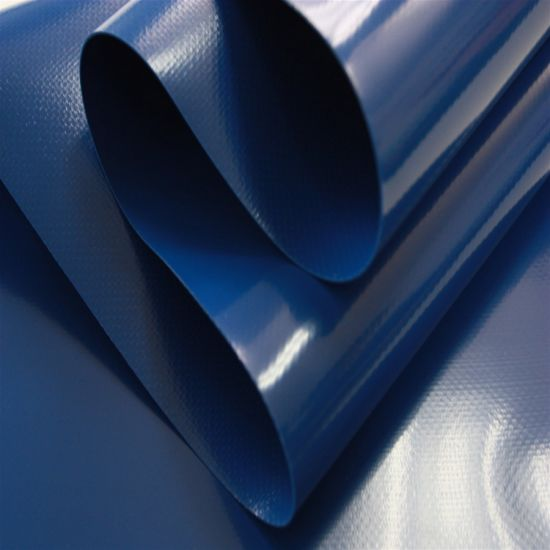 1000d PVC Waterproof Roofing Cover Coated Tarpaulin