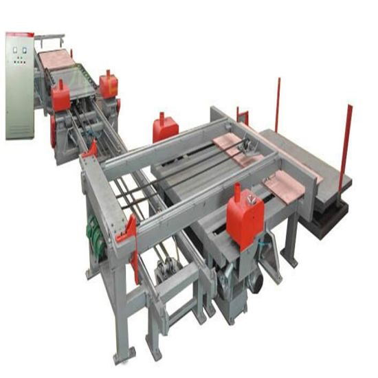 China Veneer Osb Particle Board Production Lineparticle Board