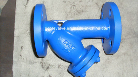 Flanged Y Type Strainer (GAGL41H) pictures & photos