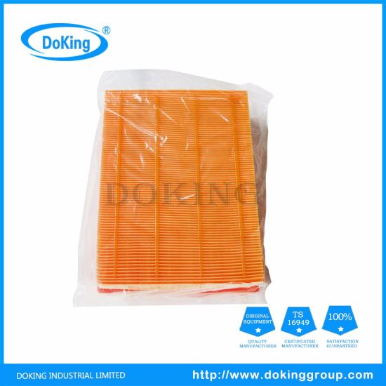 High Quality Auto Parts PU Air Filter 06c133843 for Audi pictures & photos