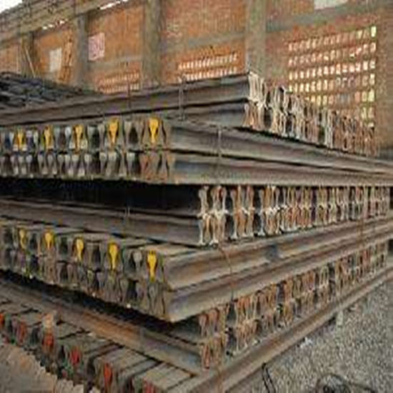 Qu70 6m~12m GB3426-82 Steel Rail From Regina pictures & photos
