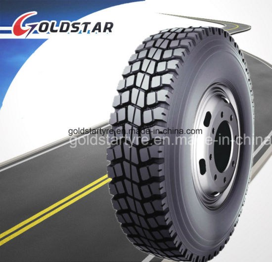 Smartway Best Price Radial Bus Tire 285/75r24.5 pictures & photos