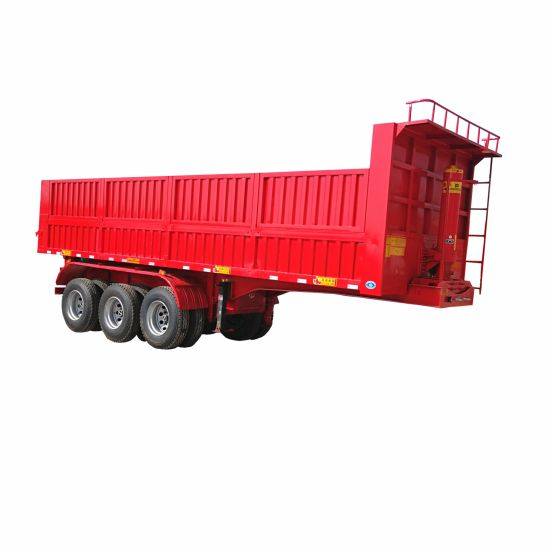 Chengda ISO Certificate Best Supplier Used Gooseneck Dump Trailers for Sale by Owner and Axles Trailer