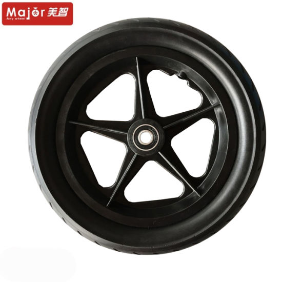 China 10 Inch Rubber Inflatable Wheel For Children S Car