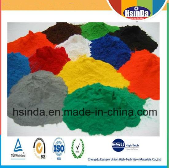 Ral Pantone china dsm supplier ral pantone color epoxy powder coating china