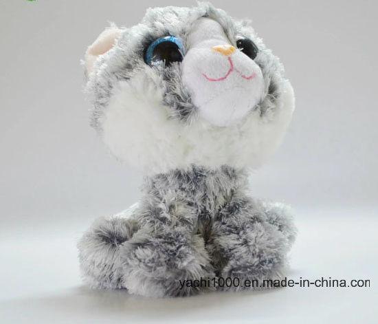 Custom Cute Plush Stuffed Animal Cat Toy