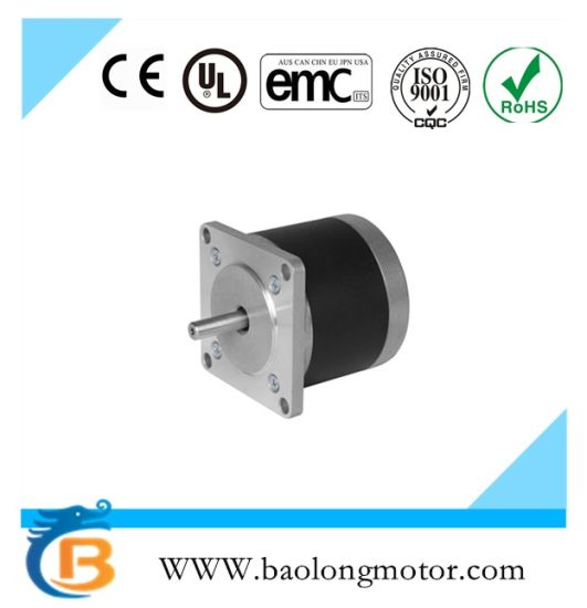 NEMA23 2-Phase 1.8deg Circular Stepper Motor for Robot (57mm X 57mm) pictures & photos