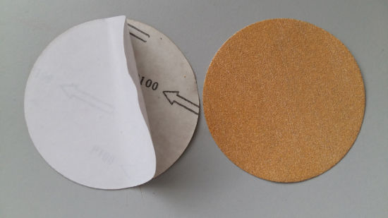 Sticky Abrasive Disc (FPS302) pictures & photos