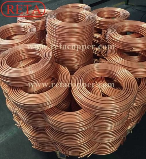 Air Conditioner Using Copper Pipe Coils pictures & photos