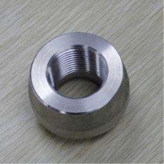China Forged Bright Surface Female NPT Fittings Thread Olet - China