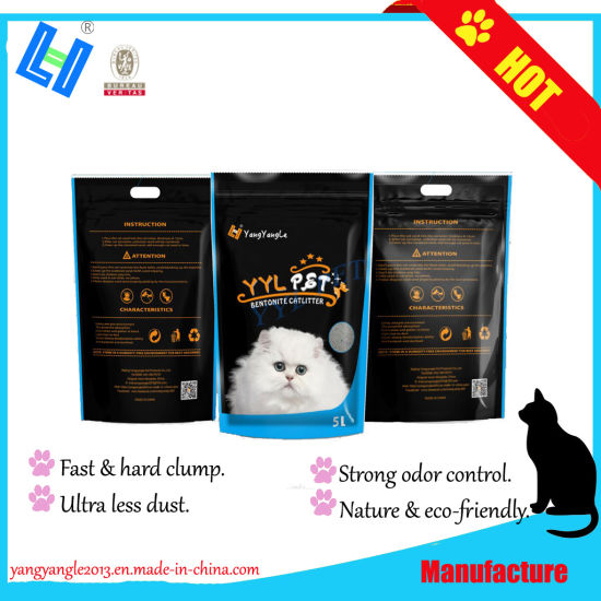 Pet Cleaning: Bentonite Cat Litter 5L (4KG)