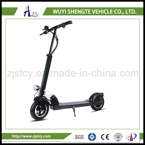 36V 10inch High Power Two Wheel Scooter Electric pictures & photos