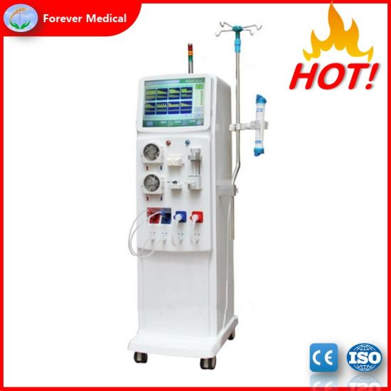 Clinical Lab Renal Failure Patient Used Hemodialysis Machine (YJ-D2000) pictures & photos