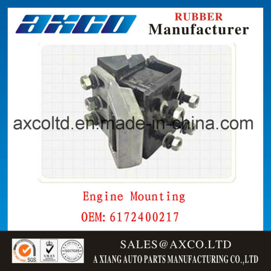 China Auto Spare Parts Engine Mounting for Mercedes-Benz