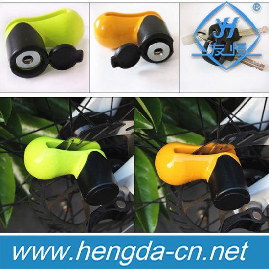 Yh9164 Motorcycle Disc Lock /Alarm Bike Lock/Alarm Disc Lock/Motorcycle Lock/ Alarm Anti Theft Alarm Disc Brake Lock
