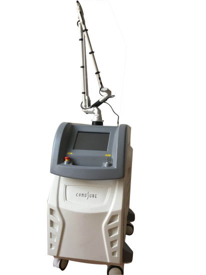 Best Qswitch ND YAG Laser Picolaser Machine for Tattoo Removal pictures & photos