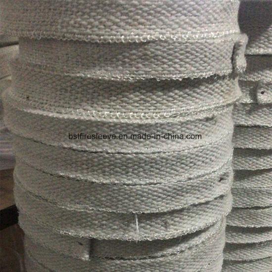 Thermal Insulation 1260 Glass Filament Reinforced Ceramic Fiber Tape