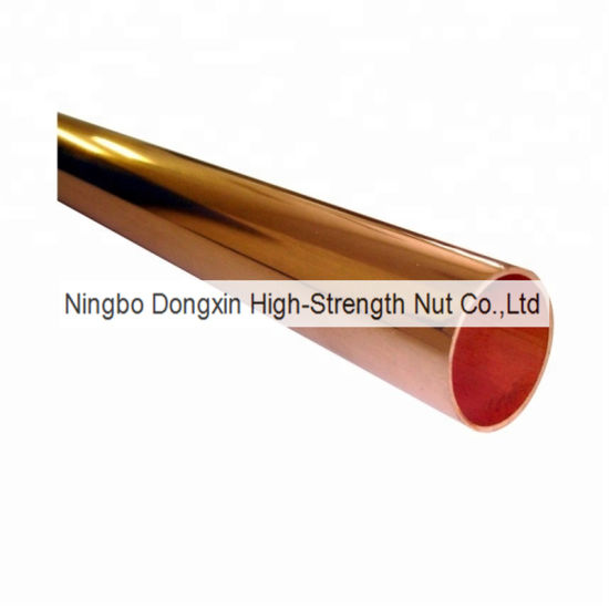 Brass Straight Pipe Copper Tube pictures & photos