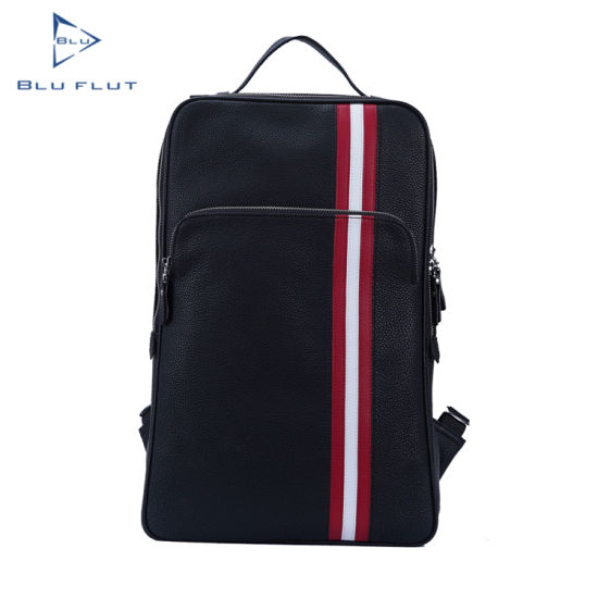 Factory Wholesale Custom Design Size Genuine Leather Backpack Bag