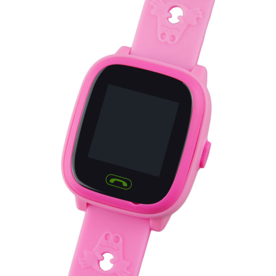China Hw8 Waterproof Child Smart Watches Touch Screen GPS Lbs