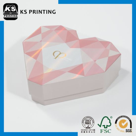 Customize Jewel Box Paper Material, Cosmetic Boxes Gift Packaging Box