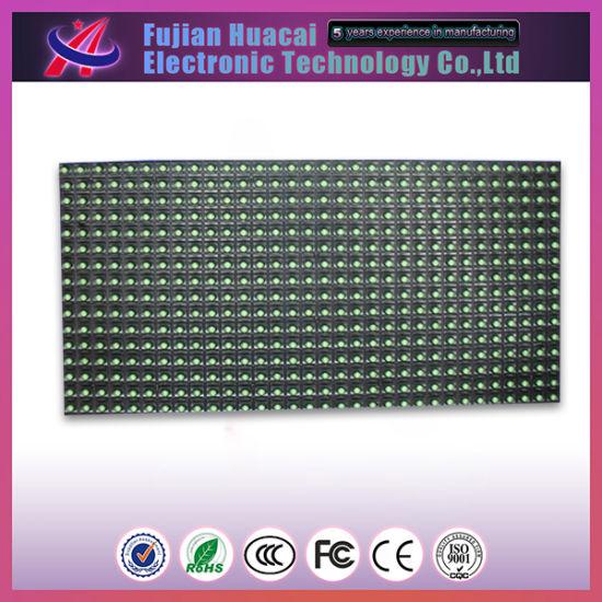 Wholesale Price High Brightness 320X160 P10 LED Board