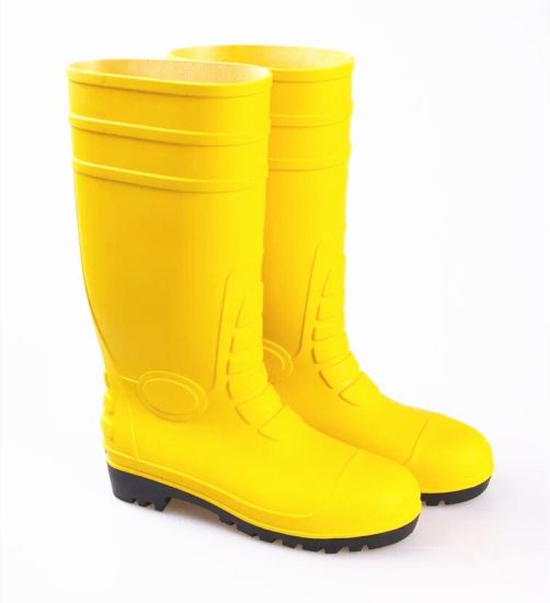 c18623b4664 Safety Gumboots with Steel Toe Caps Safety Rain Boots