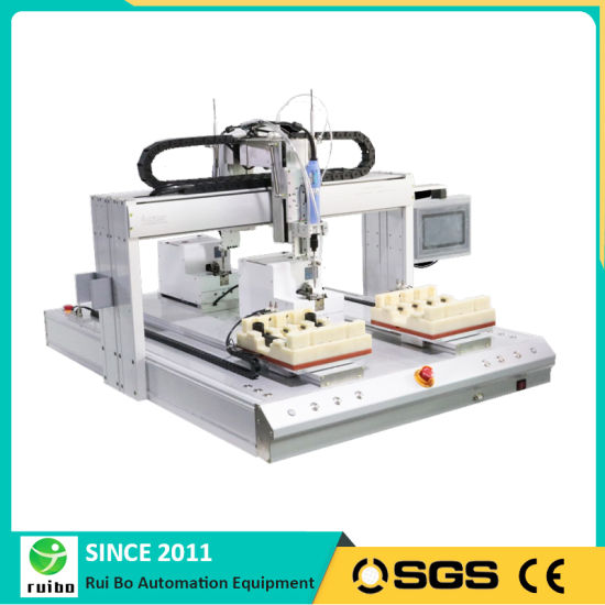 China Competitive Price Robotic Screwdriver Machine for Electronics Product Line