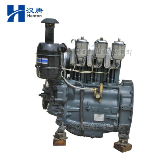 Deutz MWM D302-3 Air Cooled diesel generator pump industrial motor engine