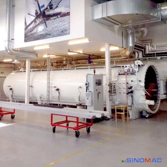 2000X4000mm ASME Approved Composite Curing Reactor (SN-CGF2040) pictures & photos