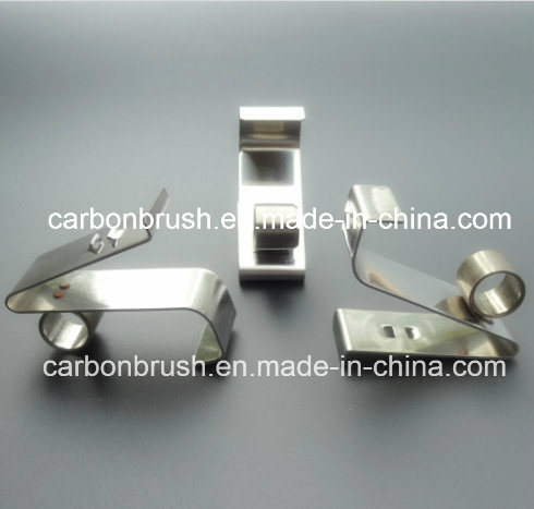 Manufacturer Stainless Steel Spring for Carbon Brush holder pictures & photos