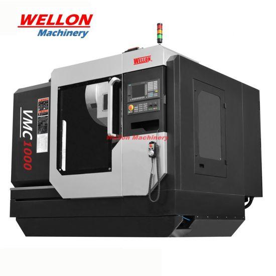 CNC Milling Machine (VMC-1000 Mill Machine CNC)