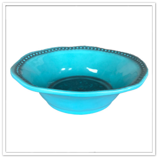 Promotion Gifts Ceramic-Like Dishwasher BPA Free Safe Salad Bowl pictures & photos
