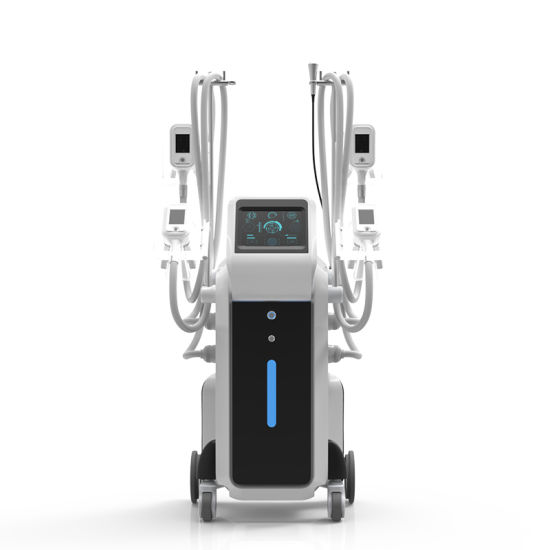 Ce / FDA Approved Criolipolisis Weight Loss Cool Tech Body Slimming Fat Freezing 4 Cryo Handles Cryolipolysis Beauty Equipment