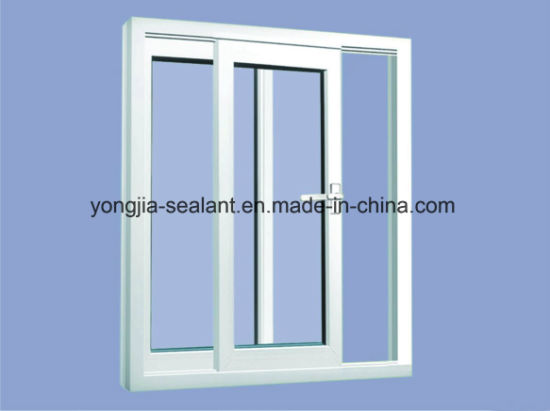 Customized Color Tempered Glass Aluminum Casement Window pictures & photos
